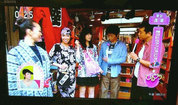 浅コレファッションショー☆